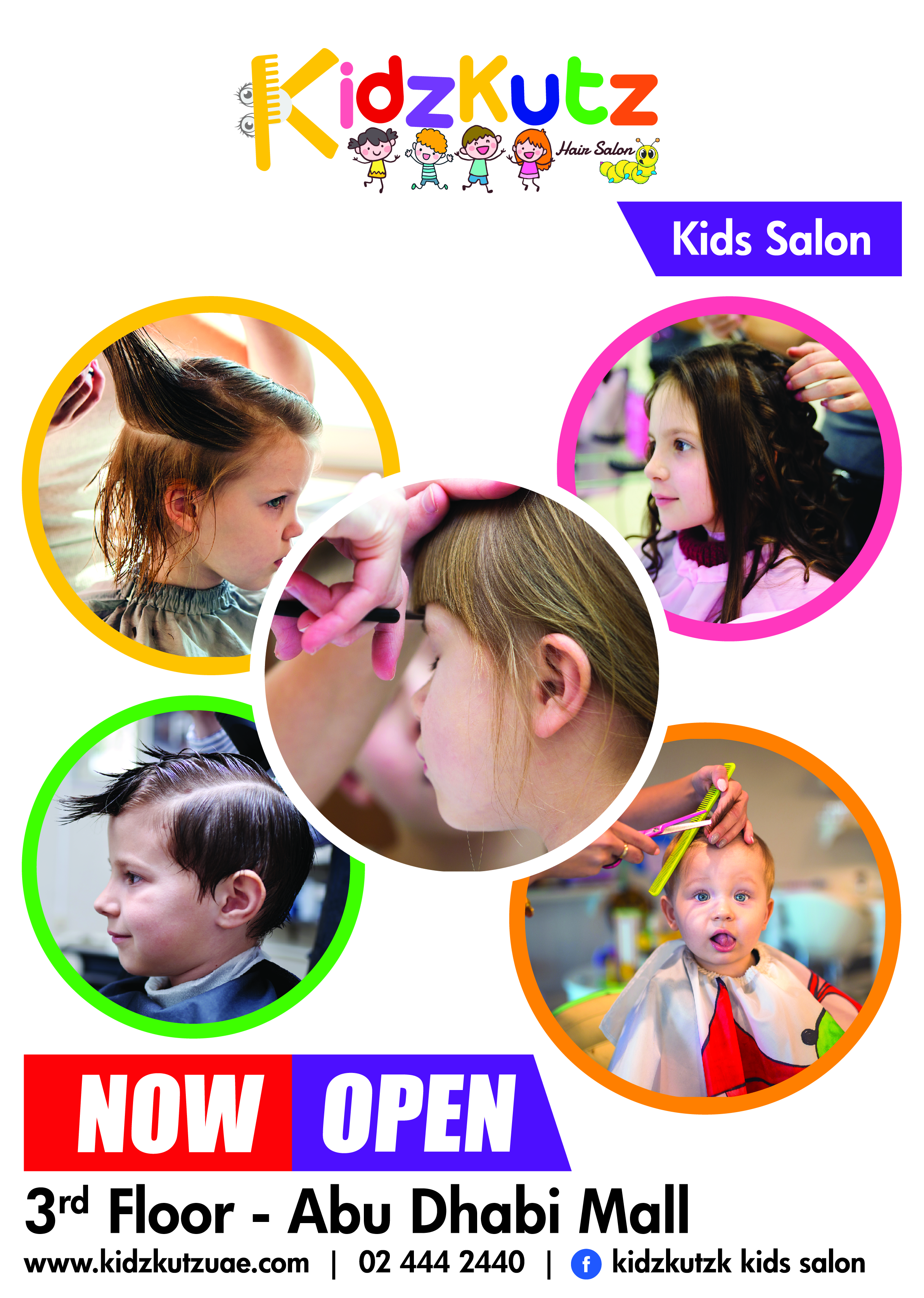 Baby Haircut Abu Dhabi  Best Kids Salon Abu dhabi  Home service